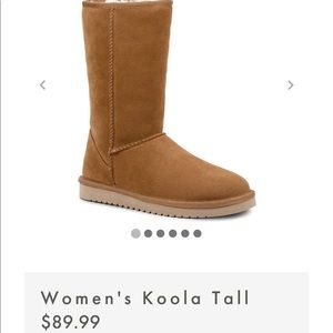 KOOLABURRA by UGGS boots